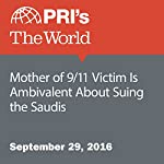 Mother of 9/11 Victim Is Ambivalent About Suing the Saudis | Stephen Snyder