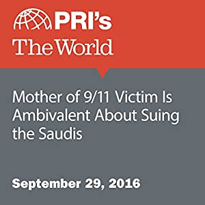 Mother of 9/11 Victim Is Ambivalent About Suing the Saudis
