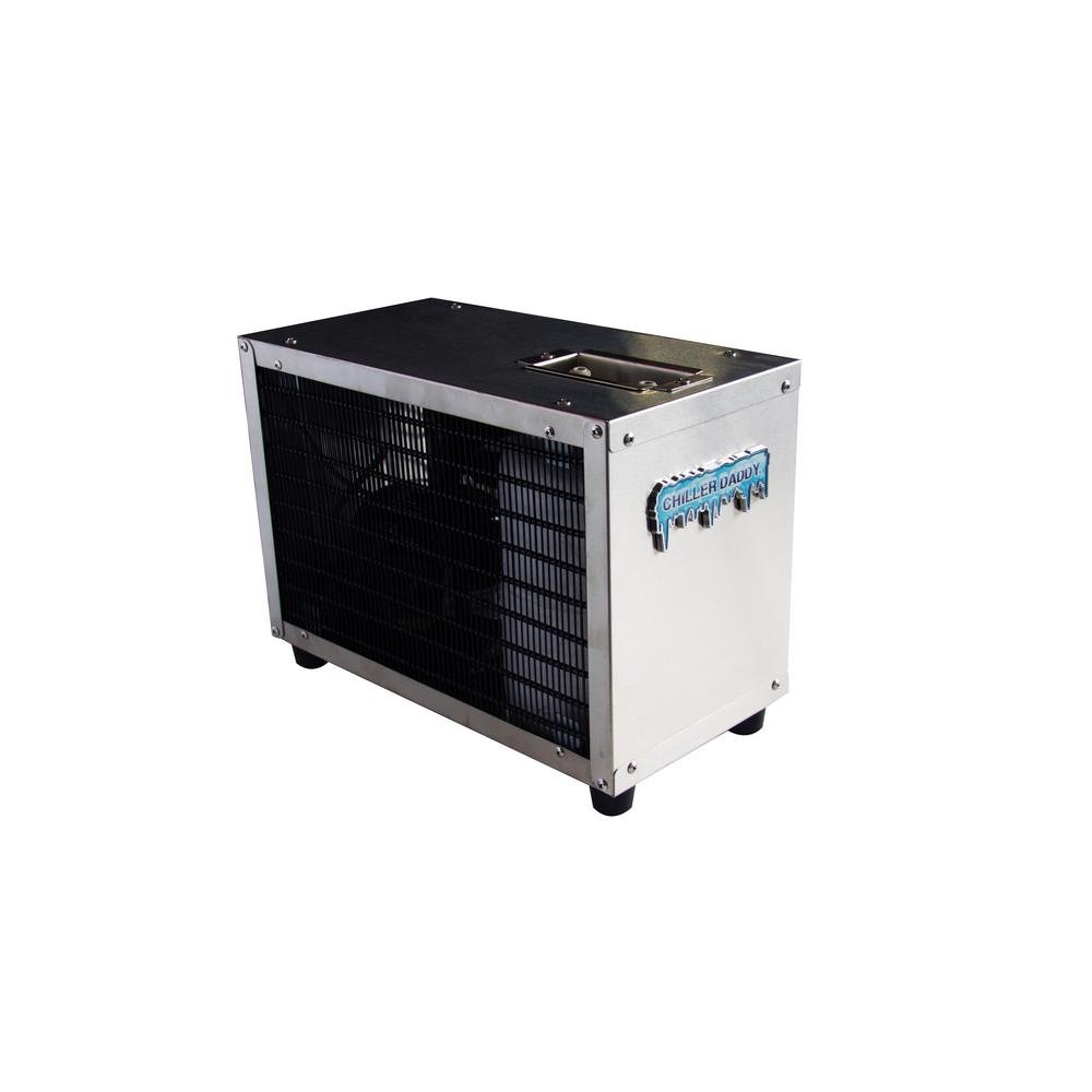 Chiller Daddy Water Chiller For Home or Office - 304 Stainless Steel ''Inside & Out'' by Chiller Daddy
