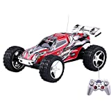 Remote Control Car 2WD 1:32 Scale High Speed Off-road Mini Remote Control Car