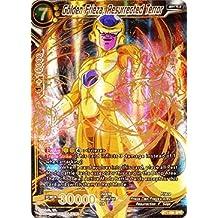 Dragon Ball Super TCG - Golden Frieza, The Resurrected Terror - Special Rare - Series 1 Booster Galactic Battle - (Series 1 Booster: Galactic Battle) - BT1-086