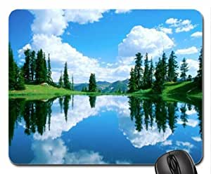 Alpine Lake, Gunnison National Forest, Colorado Mouse Pad, Mousepad (Lakes Mouse Pad)