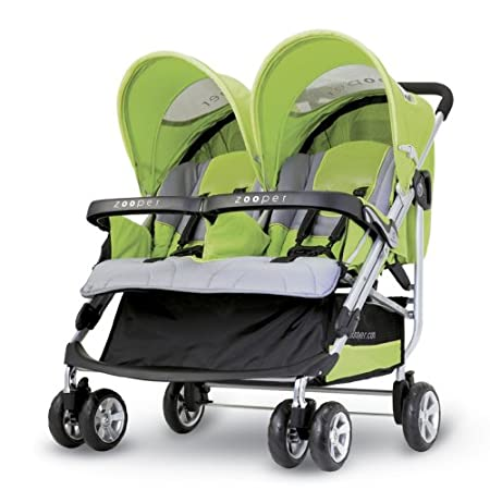 Zooper Tango Stroller Green (Discontinued by Manufacturer)