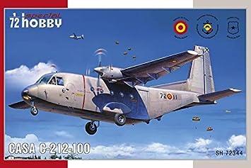 Unbekannt Special Hobby 100 de sh72344 Maqueta de casa C.212 – 100
