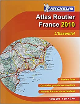 Amazon Fr Atlas France Format A4 Broche 2010 Livres