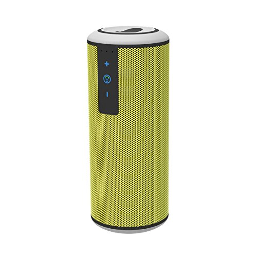 Best Price! Trendwoo Bluetooth Waterproof Speaker Outdoor Speakers with Subwoofer 15 Hours Playtime ...