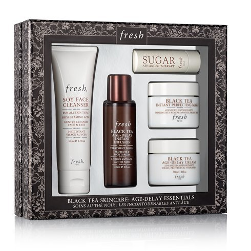 FRESH BLACK TEA SKINCARE AGE-DELAY ESSENTIALS
