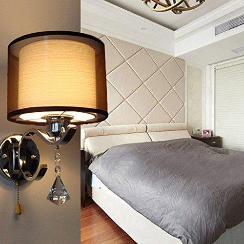 The Bedrooms Corridor Switch Bedside Lamp Warm Fabrics Hotels Bunk