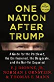 img - for One Nation After Trump: A Guide for the Perplexed, the Disillusioned, the Desperate, and the Not-Yet Deported book / textbook / text book