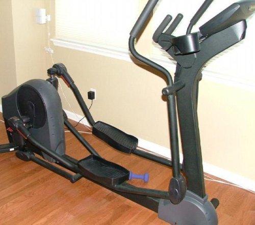 Life Fitness X5I elíptica X5 W/Hr + ajustable pierna: Amazon.es: Deportes y aire libre