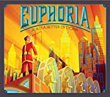 Stonemaier Games Euphoria: Build a Better Dystopia Board Game