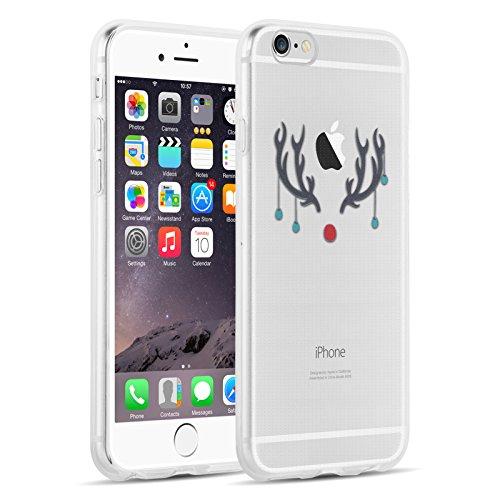 iPhone JAMMYLIZARD Invisible Christmas Antlers product image