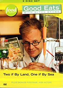 Amazon Com Good Eats With Alton Brown Vol 3 Hooked