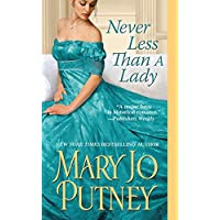 Never Less Than A Lady (The Lost Lords series Book 2)