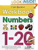#10: Wipe Clean Workbook Numbers 1-20
