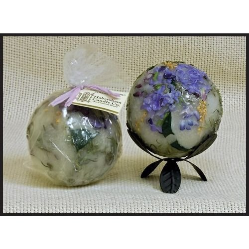 - Habersham Candle Company Lilac Blossom Wax Fragrance Sphere