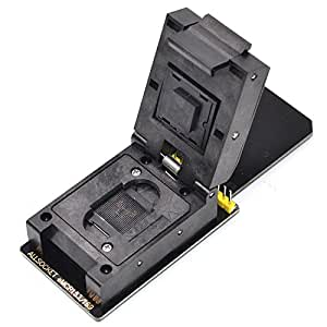 Amazon.com: ALLSOCKET IC Socket BGA Adapter,eMMC169/153 IC