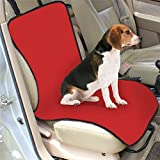 rear bucket seat cover - New 2 In 1 Car Rear Back Seat Cover Waterproof Pet Dog Protector Boot Mat Liner