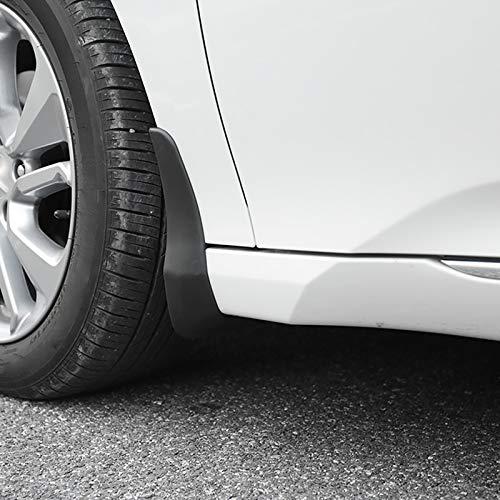 Kadore for 2018 2019 Honda Accord Sedan Mud Flaps Splash Guards Front + Rear 4PCS/Set
