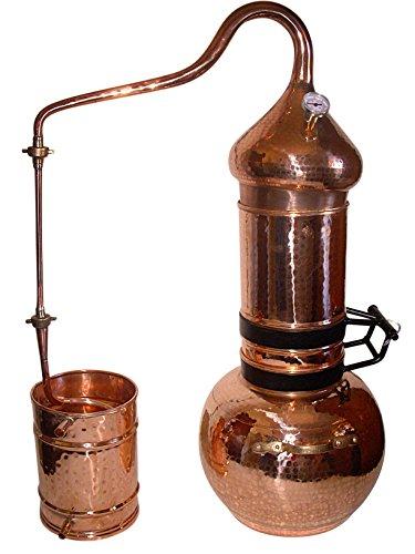 essential still distillation - 8