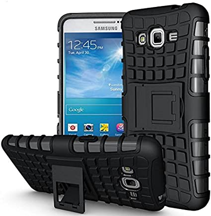 buy popular fcbec eba38 LOFAD CASE Back Cover for Samsung Galaxy J7 NXT Black