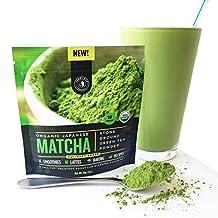 Jade Leaf - Organic Japanese Matcha Green Tea Powder, Classic Culinary Grade (For Blending & Baking) - [30g starter size]