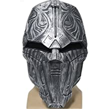Sith Acolyte Mask Helmet Costume Props for Adult Halloween Cosplay Resin