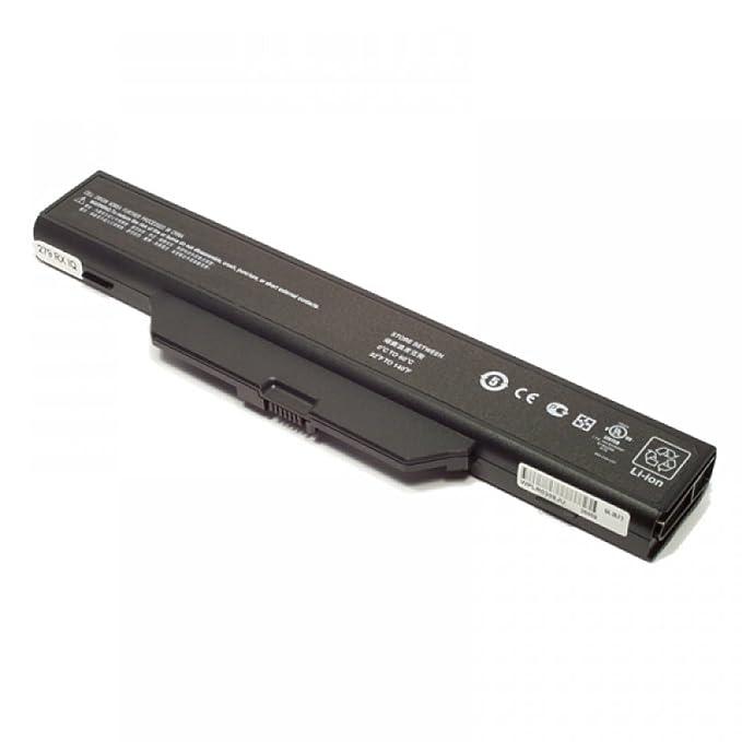 Batería, LiIon, 14.4 V, 4400 mAh, color negro para HP Compaq 6720s: Amazon.es: Informática