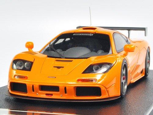 1/43 McLaren F1 GTR(Plain Color Model:Orange) 8247
