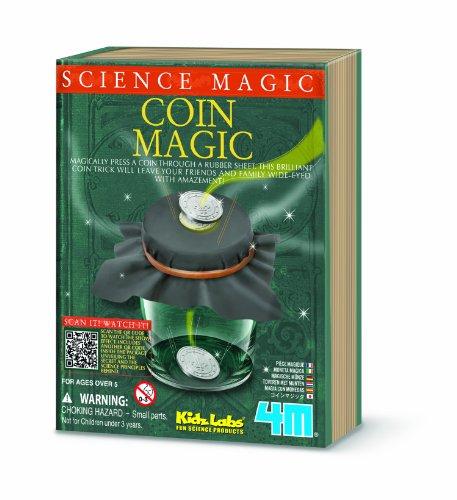 4M 4912 Science Coin Magic