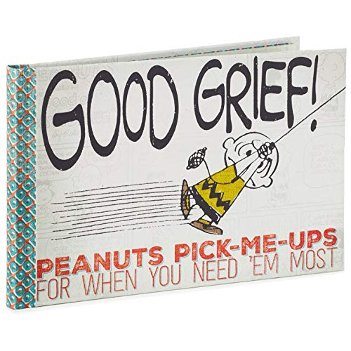 Good Grief! Peanuts Pick-Me-Ups for When You Need 'Em Most Book Gift Books Movies & TV Humor]()