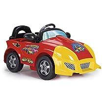 FEBER – Coche eléctrico infantil Mickey (Famosa 800010941)