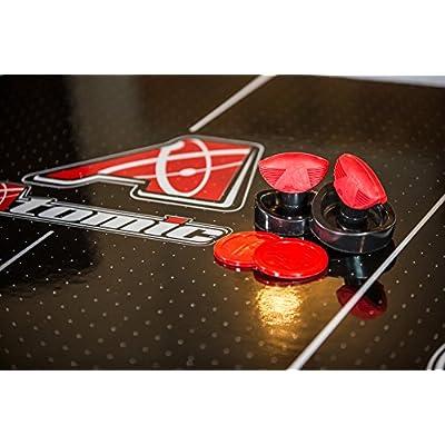 Atomic Avenger 8' Hockey Table : Air Hockey Equipment : Sports & Outdoors