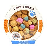 Claudia's Canine Bakery - K-9's Favorite Things - Gourmet Peanut Butter Dog Treats - 10 oz.