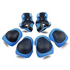 Kids Protective Gear SKL Knee Pads for K...