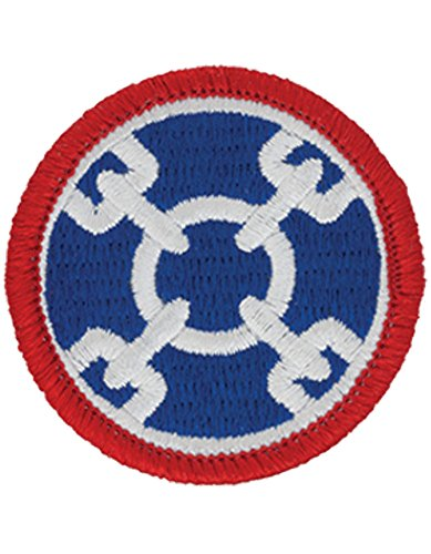 (310th Support Command Full Color Dress Patch)