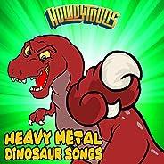 Heavy Metal Dinosaur Songs