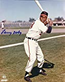 Autographed Larry Doby 8x10 Cleveland Indians Photo