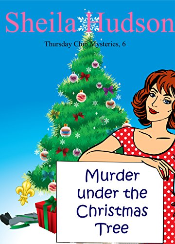 murder under the christmas tree a thursday club mystery book 6 by hudson