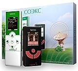Soeks soeks-ecoset Soeks 3-in-1 Radiation Detector Nitrate Tester EMF Meter ECOSET