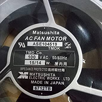 ASE104519 100V 15/14W 120mm x 120mm x 38mm fan send by dhl 6 months warranty