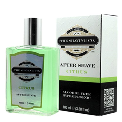 The Shaving Co. Citrus After Shave 3.4oz/100ml