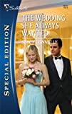 The Wedding She Always Wanted, Stacy Connelly, 0373655150