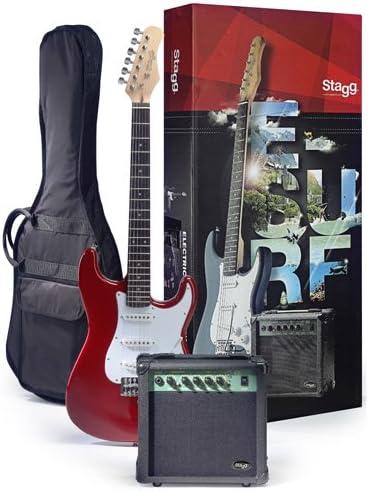 Stagg eSurf US 250 TR paquete amplificador de la guitarra ...