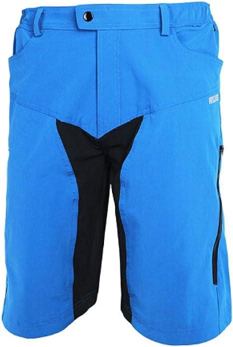 Men/'s Mountain Bike Shorts Summer Cycling Baggy Short MTB Downhill Short Pants