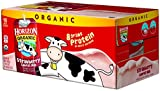 Horizon Organic Low Fat Milk, Strawberry, 8-Ounce...