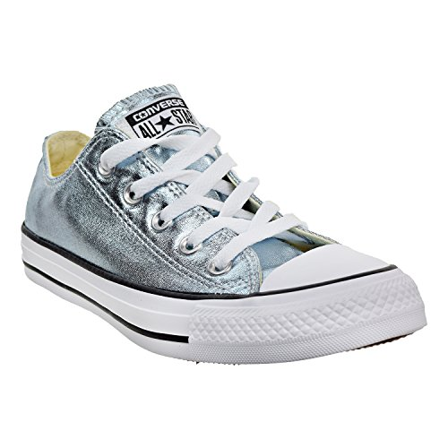 Blau ALL Designer Metallic STAR Schuhe CONVERSE Chucks q8XwB01a