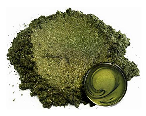"Mica Powder Pigment ""Green"