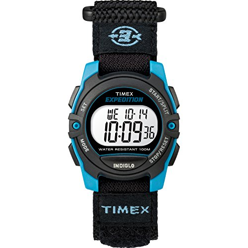 Timex Unisex Expedition Classic Digital Chrono Alarm Timer Mid-Size Watch by Timex