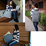 3 in 1 Hybrid 15.6 Inch Shoulder Bag Backpack for